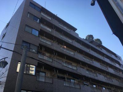 令和2年2月 名古屋市中区 マンション 消防点検