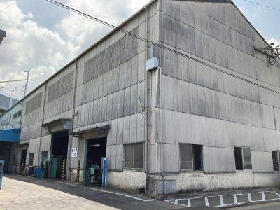 令和2年6月 名古屋市南区 工場 消防点検