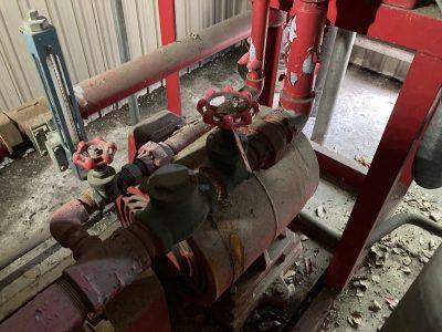 令和2年6月 刈谷市工場 改修工事