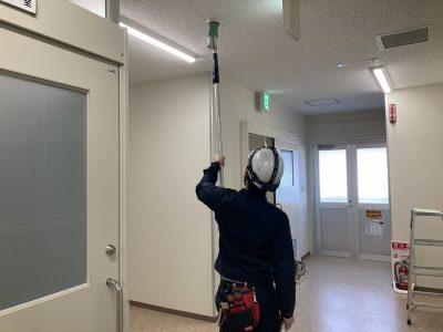 令和2年12月 桑名市 工場 消防点検 作業内容2
