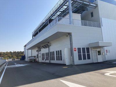 令和2年12月 桑名市 工場 消防点検 作業内容3