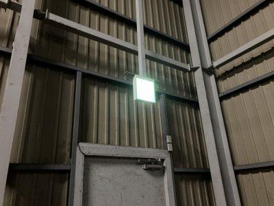 令和3年1月 岡崎市 工場 改修工事 作業内容3