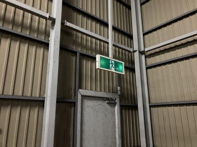 令和3年1月 岡崎市 工場 改修工事 作業内容2