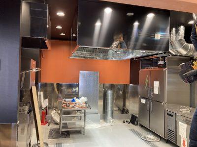 令和3年5月 中区 飲食店 改修工事