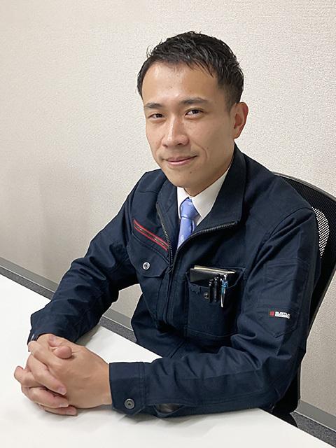 株式会社ダイシン防災:代表取締役 大島浩史